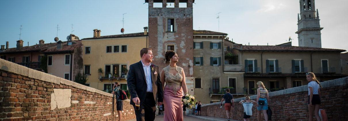Destination Wedding Verona Center